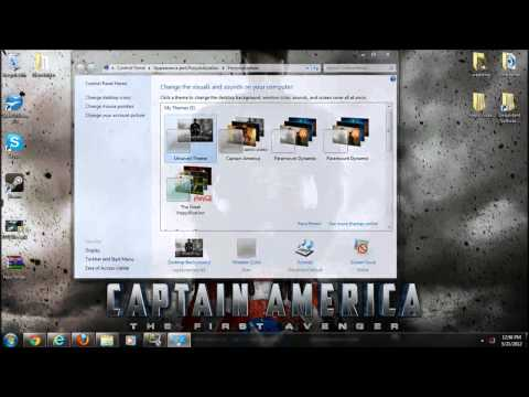 How To Change Your Theme And Check Your Operating System