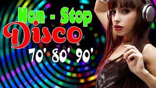 Disco Songs Legend 🎐🎐 Golden Disco Greatest Hits 70 80 90s Medley 🎐🎐 Nonstop Euro disco V07/08/21