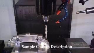 Rigid Tap Existing Holes - VF2-SSYT & Renishaw Probe