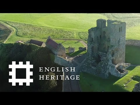Postcard from Scarborough Castle | HD Drone Footage