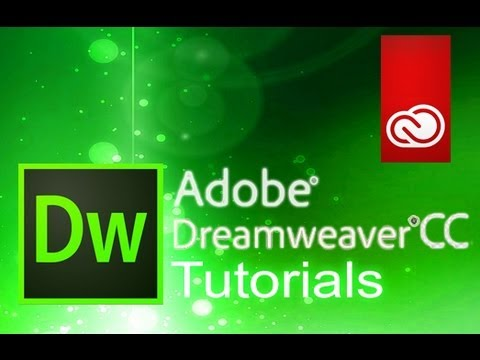 Dreamweaver CC - How to Add Images and Backgrounds [COMPLETE]
