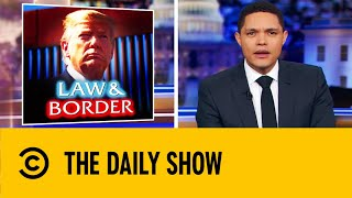 Trump Admits His Wall Is Not Impenetrable | The Daily Show With Trevor Noah