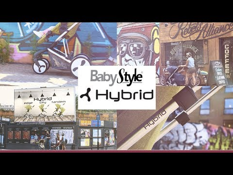 Hybrid Stroller by BabyStyle Lifestyle - Direct2Mum