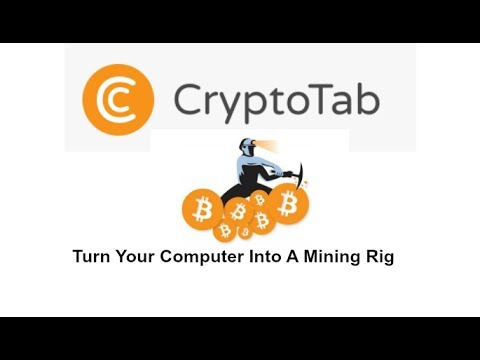 Download How To get 3924 CryptoTab Referrals In One Week
