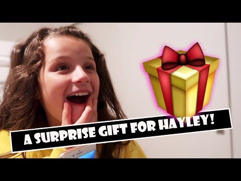 A Surprise Gift For Hayley 🎁 (WK 384.2)   Bratayley