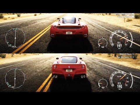 NFS Rivals Ferrari Enzo vs Ferrari F12 Berlinetta