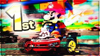 Mario Kart Moments That WIll Make Your Game CRASH!