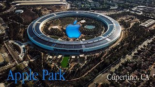 Apple Park: Apple Campus 2 Now Open September 12, 2017