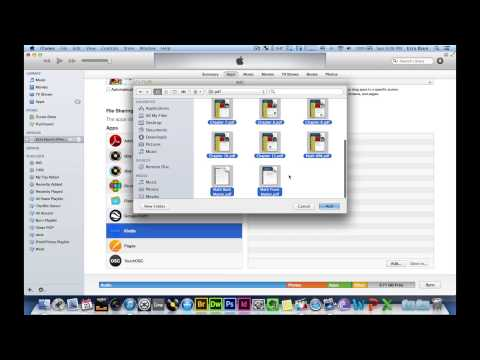 How to install ebooks on Kindle app in iTunes
