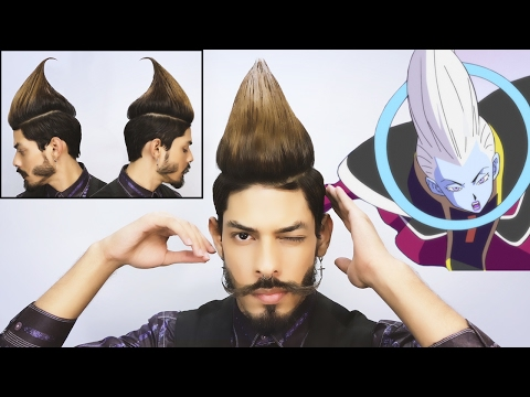 Dragon Ball Super Whis Hairstyle