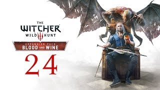 WITCHER 3: Blood and Wine #24 : Do cats spit at Cat School Witchers?