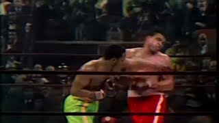 """Smokin'"" Joe Frazier -vs- ""The greatest"" Muhammad Ali 
