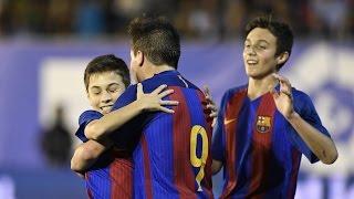 [HIGHLIGHTS] FINAL LA LIGA PROMISES: FC Barcelona (Infantil B) – At. Madrid (6-1)