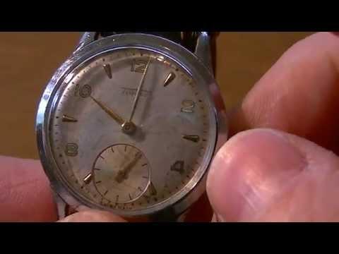 How I restored a vintage Tissot handwound wristwatch