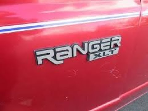 how to replace 1997 Ford Ranger Alternator and Serpentine belt - what mechanic won't tell you