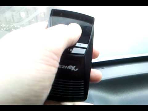 EZNEX ENA-9000 how to change voice prompt  from english to russian