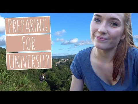PREPARING FOR UNIVERSITY | What to do before you start!