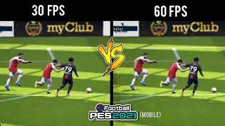 60fps Pes 2019 mobile Videos - 9tube tv