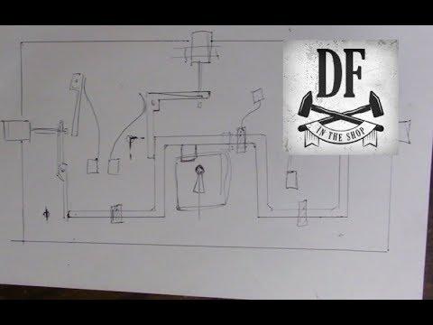 Blacksmithing Project - A Simple Nuremberg Box 5