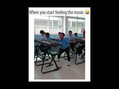 When You Start Feeling The Music