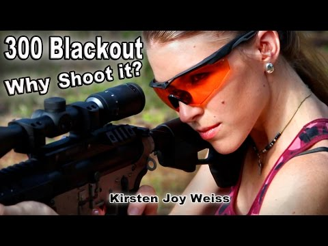 300 Blackout, Why Shoot It? - AR 15 Modifications -Trigger Happy Tuesdays Ep. 5