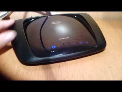 Gasten Wifi maken met oude router (Linksys E1000)