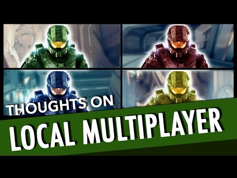 Thoughts on The End of Halo Local Multiplayer | Game/Show | PBS Digital Studios