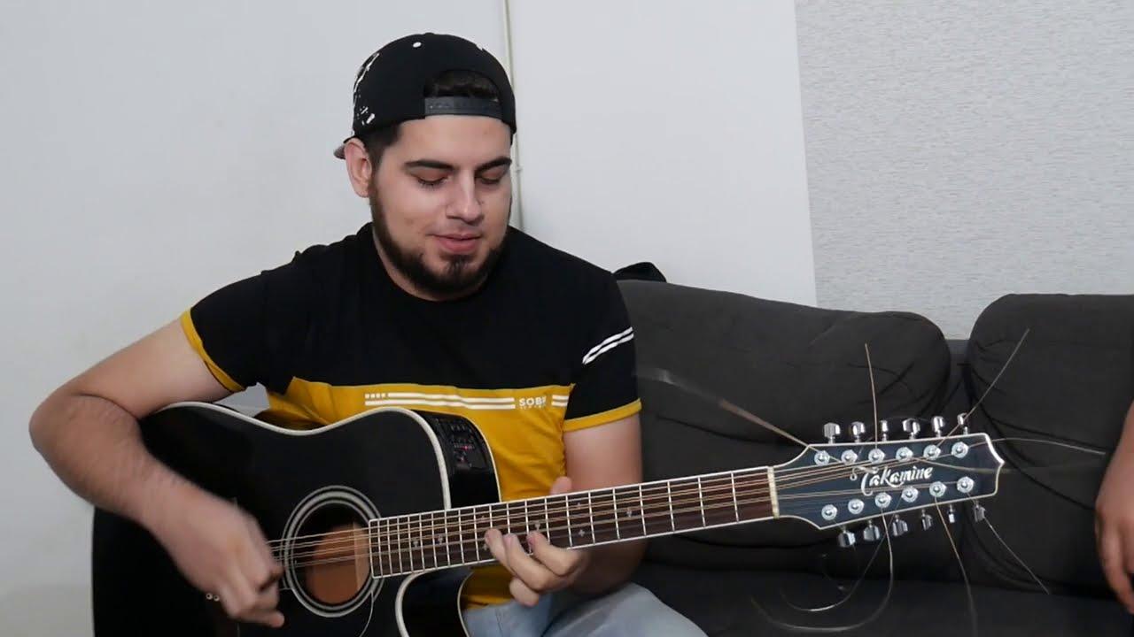 Cuando el guitarrista mete muchos adornos Pt. 2 (Ft @Carlos Ulises Gomez ) -JCesarTV