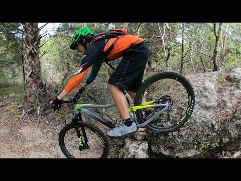 Santos Fat Tire Festival: The Trails Part 2
