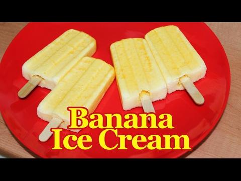Super Creamy Banana Ice Cream
