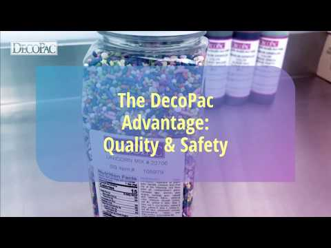 Merchandising Tip: DecoPac Product Quality
