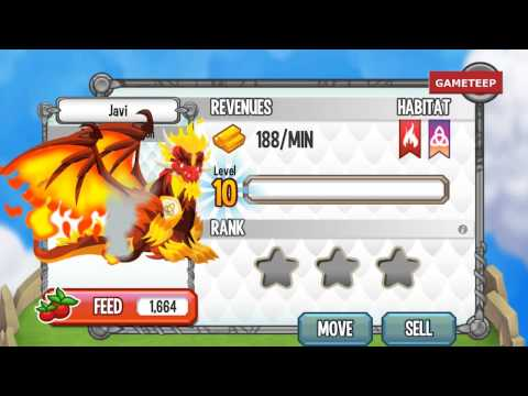 How to breed Pure Flame Dragon 100% Real! Dragon City Mobile! wbangcaHD! [Special Dragon]