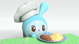 Download Малышарики - новые серии - Голодуша (124 серия) Развивающие мультики для самых маленьких Video