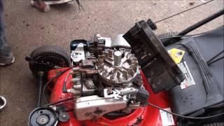 Toro/Troy-Bilt Mower with No Spark
