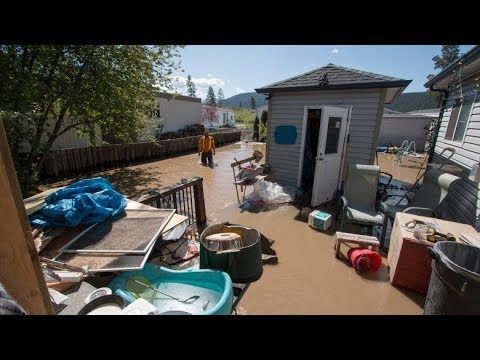 CBC News Vancouver: Lower Nicola residents recall scrambling for dry land