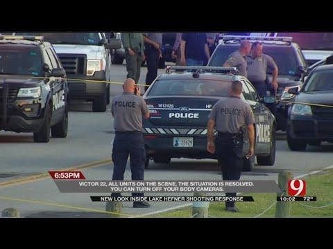 Scanner Traffic Gives New Look Inside Lake Hefner Shooting
