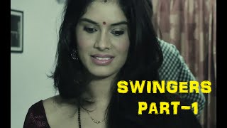 SWINGERS It's an event of a married couple though truly  committed to each other explores life to break the boredom, monotony of everyday routine….how they adds spark to their personal life when the meet another married couple of same tune. Rajwati Films- https://www.youtube.com/channel/UCw6H1OSs1XyVJ0QwKE1CRCQ