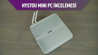 HYSTOU Fansız Mini PC incelemesi