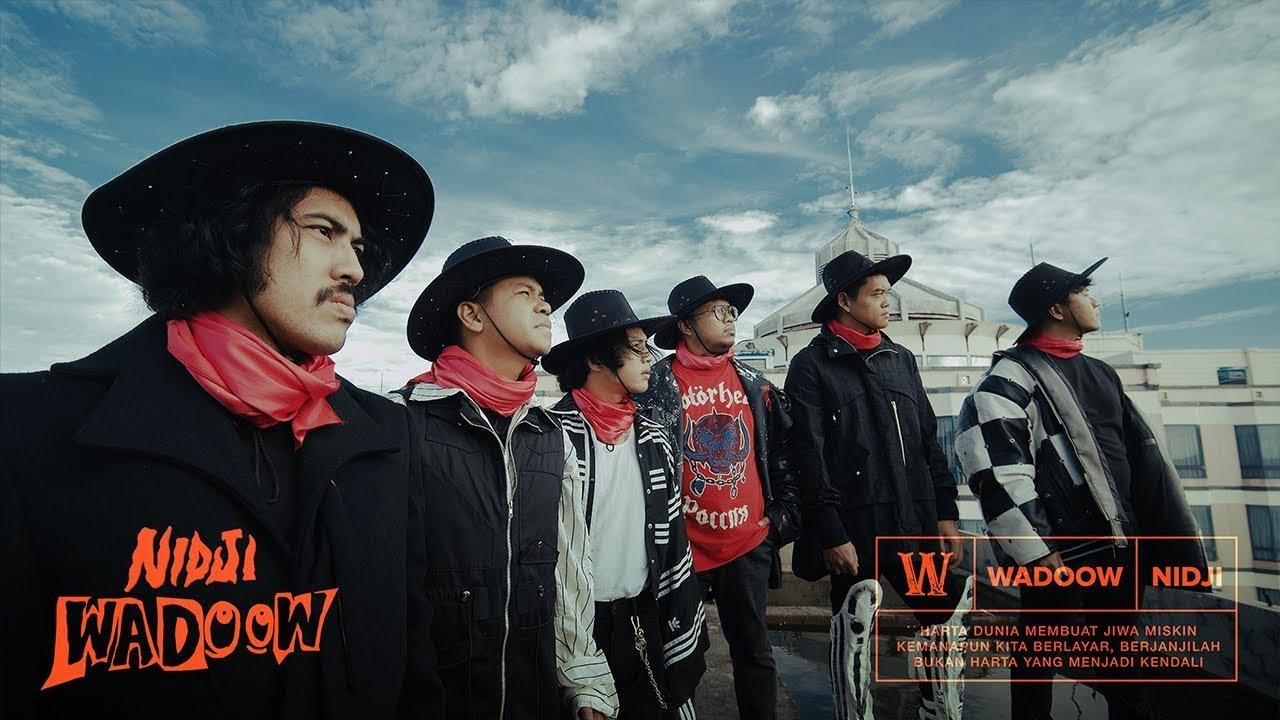 Download Nidji - Wadoow (Official Music Video) MP3 Gratis