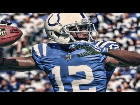 WHEN A WIDE RECEIVER PLAYS QUARTERBACK | MADDEN 18 ULTIMATE TEAM GAMEPLAY EPISODE 40
