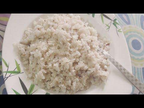 Sukri Recipe (Sweet Beaten Rice)/ Konkani Cuisine