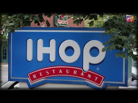 IHOP Announces Its New Name And Internet Runs Wild With Speculation