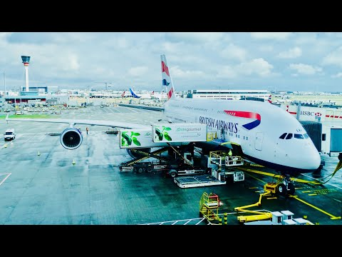 TRIP REPORT | British Airways | A380 Economy Class | Los Angeles - London Heathrow |