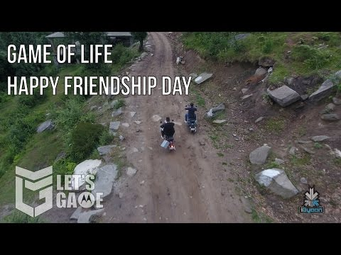 Happy Friendship Day - Game of Life - #PSA - Let's Game