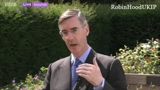 Jacob Rees Mogg I can not trust my Prime Minister