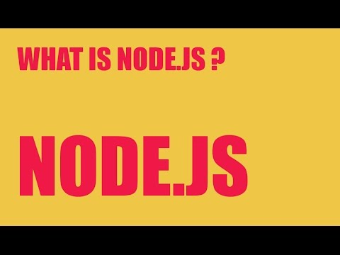 what is nodejs ? (HINDI)