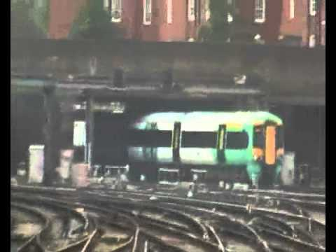 Trains In London VI: London Victoria Part 2 (15th September 2010)