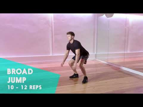 Workout 3: How to get legs like a sprinter