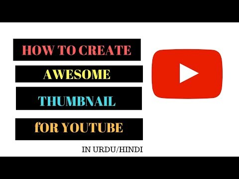 How to make attractive thumbnails for your youtube video in easy way