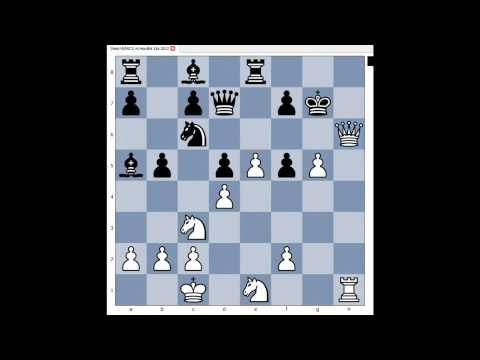 Deep HIARCS vs Houdini 1.5a (free version) 2012